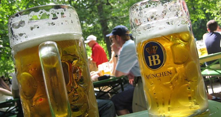 Beer garden guide: Greater Munich
