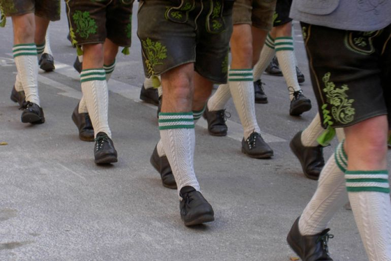 The exciting history of lederhosen
