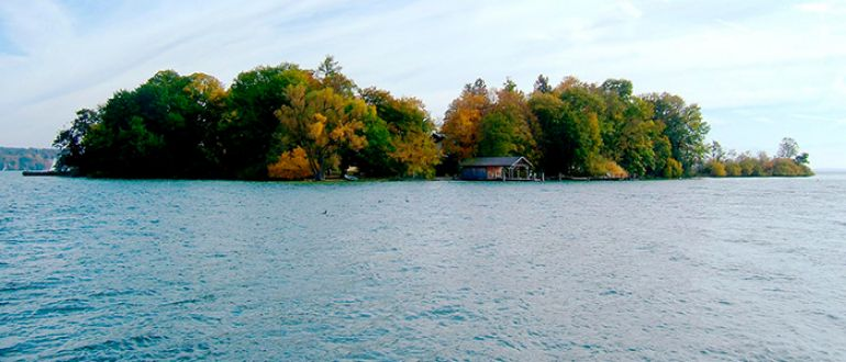 The most beautiful swimming lakes in and around Munich
