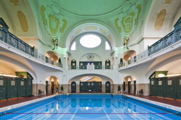 Swimming pools in Munich: our top 5