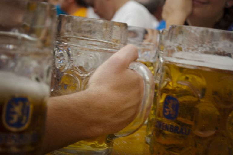 Oktoberfest: The best parties